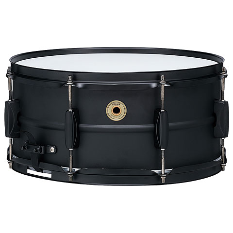 "Snare Drum Tama Metalworks BST1465BK 14"" x 6,5"" Black Steel Snare"