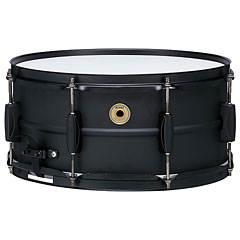 Tama Metalworks 14'' x 6,5'' Black Steel Snare « Snare drum