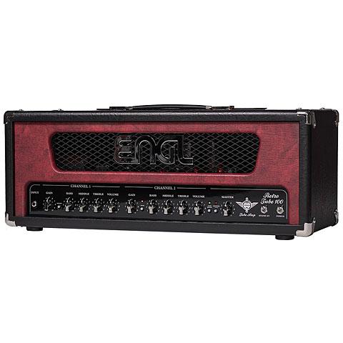 Cabezal guitarra Engl Retro Tube 100 E765