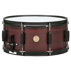 "Tama Woodworks 14"" x 6,5"" Burgundy Walnut Wrap « Caisse claire"