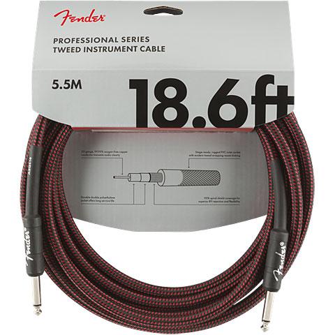 Cable instrumentos Fender Pro Series Grey Tweed 5,5 m