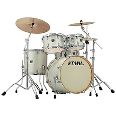 "Tama Superstar Classic 20"" Satin Arctic Pearl « Batterie acoustique"