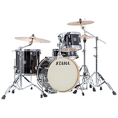 "Tama Superstar Classic 18"" Transparent Black Burst « Batterie acoustique"