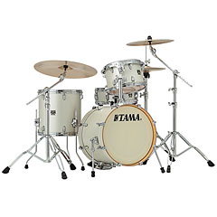 "Tama Superstar Classic 18"" Satin Arctic Pearl « Set di batterie"