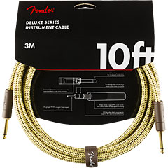 Fender Deluxe Series Tweed 3 m « Cable instrumentos