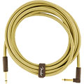 Cable instrumentos Fender Deluxe Series Tweed 5,5 m Angled