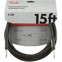 Fender Pro Series 4,5 m BLK « Instrument Cable
