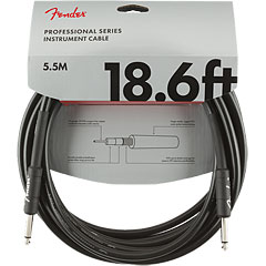 Fender Pro Series 5,5 m BLK « Instrument Cable