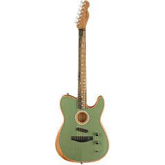 Fender Acoustasonic Tele Surf Green