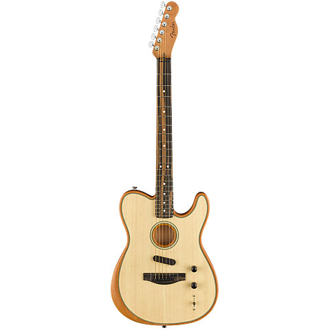 Fender Acoustasonic Tele Natural « Electric Guitar