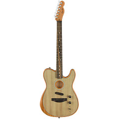 Fender Acoustasonic Tele Sonic Gray « Electric Guitar