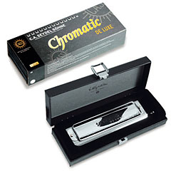 C.A. Seydel Söhne Chromatic DeLuxe Low C « Chromatic Harmonica