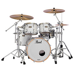 "Pearl Masters Maple Gum 22"" Matte White Marine « Batterie acoustique"