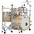 "Pearl Masters Maple Gum 22"" Platinum Gold Oyster « Set di batterie"