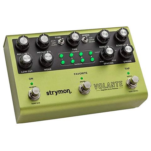 Effets pour guitare électrique Strymon Volante