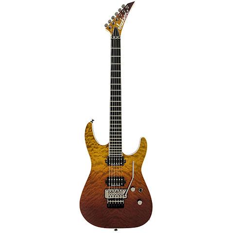 Jackson Soloist Pro Series SL-2Q MAH DSS « Guitare électrique