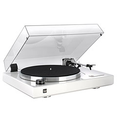 Dual CS 600 Turntable White Gloss B-Stock « Tocadiscos
