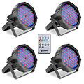 Cameo Flat PAR RGB 10 IR Set « LED-Leuchte