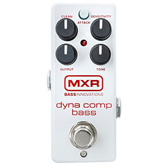 MXR M282 Dyna Comp Bass Compresor « Bass Guitar Effect