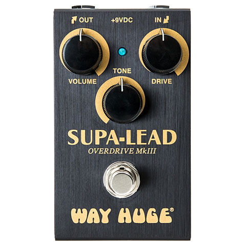Effektgerät E-Gitarre Way Huge Smalls Supa-Lead Overdrive MkII