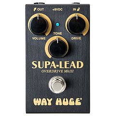 Way Huge Smalls Supa-Lead Overdrive MkII « Pedal guitarra eléctrica