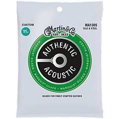 Martin Guitars MA-130S « Western & Resonator Guitar Strings