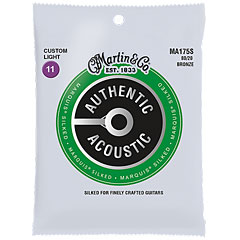 Martin Guitars MA-175S « Western & Resonator Guitar Strings