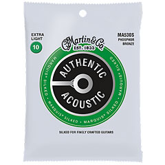 Martin Guitars MA-530S « Western & Resonator Guitar Strings