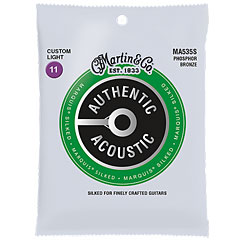 Martin Guitars MA-535S « Western & Resonator Guitar Strings