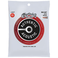 Martin Guitars MA-140T « Western & Resonator Guitar Strings