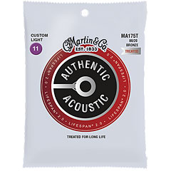 Martin Guitars MA-175T « Western & Resonator Guitar Strings