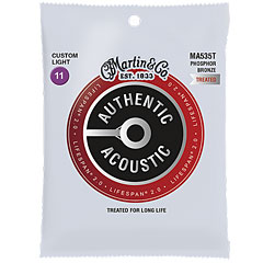 Martin Guitars MA-535T « Western & Resonator Guitar Strings