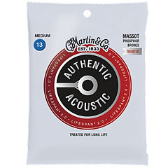 Martin Guitars MA-550T « Western & Resonator Guitar Strings