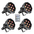 LED-светодиодный прожектор    Cameo Flat PAR Tri 3W IR WH Set