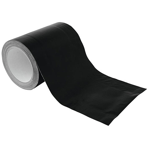 Klebeband Eurolite Cable Tape black 150 mm x 15 m