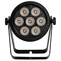 Lámpara LED Eurolite LED 7C-7 Silent Slim Spot