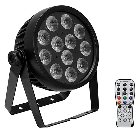 LED-Leuchte Eurolite LED 7C-12 Silent Slim Spot