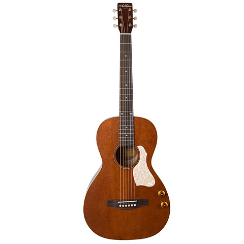 Western Gitaar Art & Lutherie Roadhouse Havana Brown Q-Discrete