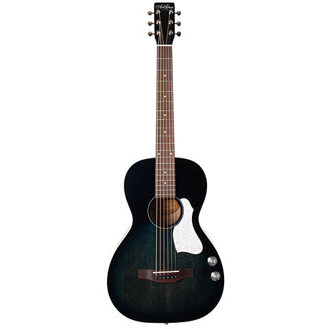 Guitare acoustique Art & Lutherie Roadhouse Indigo Burst HG Q-Discrete