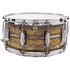 "Ludwig Brass Phonic LB464R 14"" x 6,5"" Raw Brass « Snare"