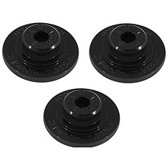 The Grombal Black Cymbal Protector 3-Pack « Drum Zubehör