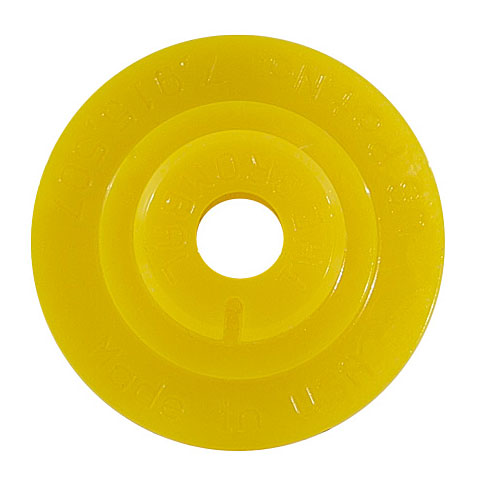 The Grombal Yellow Cymbal Protector 3-Pac