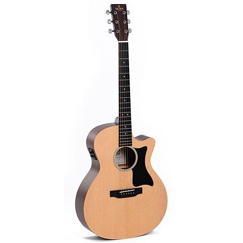 Westerngitarre Sigma Guitars GMC-STE+