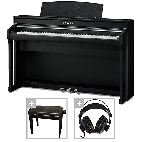 Digitale piano Kawai CN 17 B Set