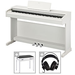 Yamaha Arius YDP-144 WH Set « Piano digital