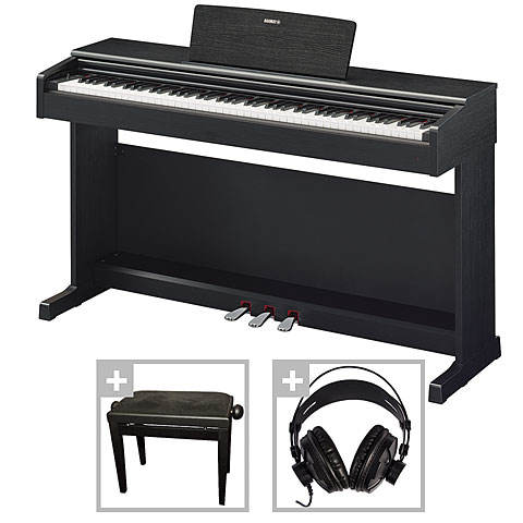 Piano digital Yamaha Arius YDP-144 B Set