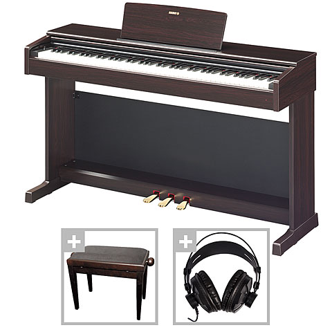Piano digital Yamaha Arius YDP-144 R Set
