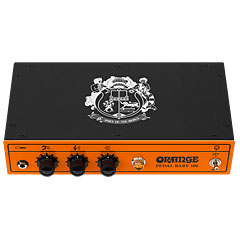 Orange Pedal Baby 100 « Cabezal guitarra