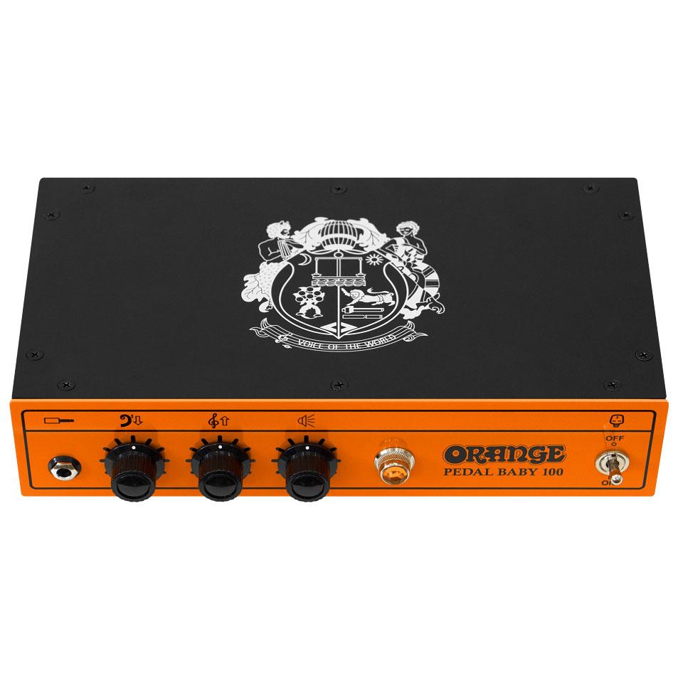 Verstaerker - Orange Pedal Baby 100 Topteil E Gitarre - Onlineshop Musik Produktiv