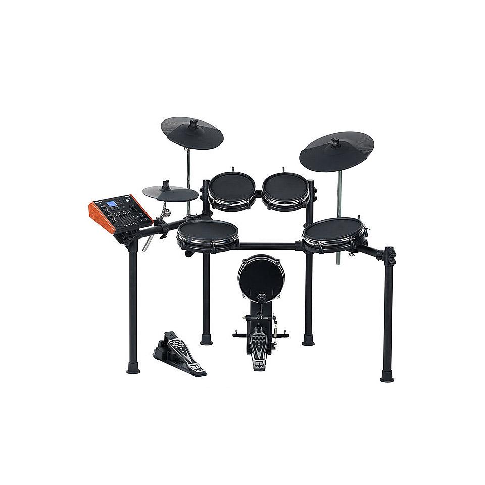 Edrums - Medeli DD638DX Digital Mesh Drumset E Drum Set - Onlineshop Musik Produktiv